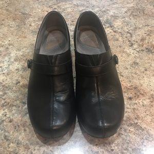 Women Black Dansko Shoes